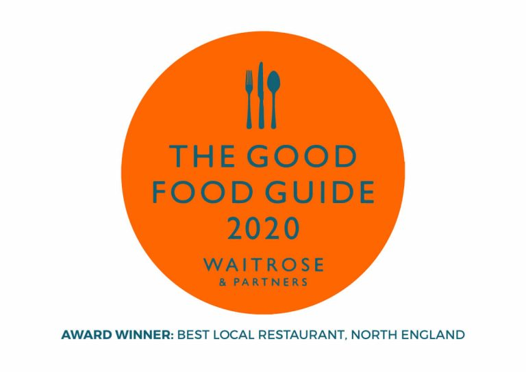 Good Food Guide 2020 local restaurant award